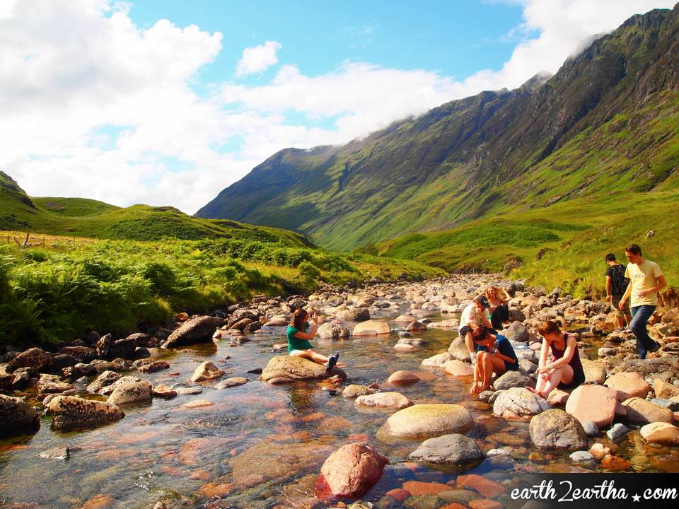 Glencoe National Park, Scotland