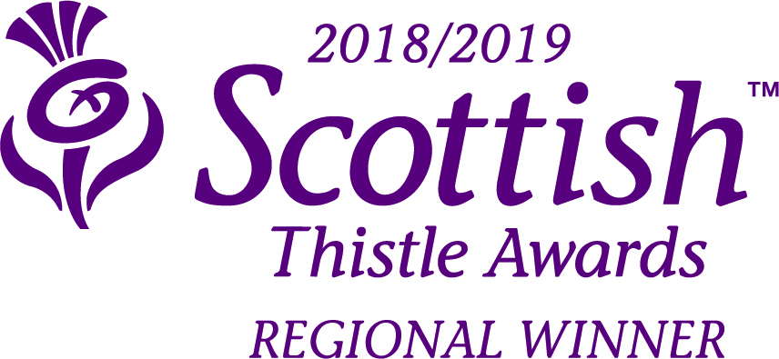Scottish Thistle Awards Winner