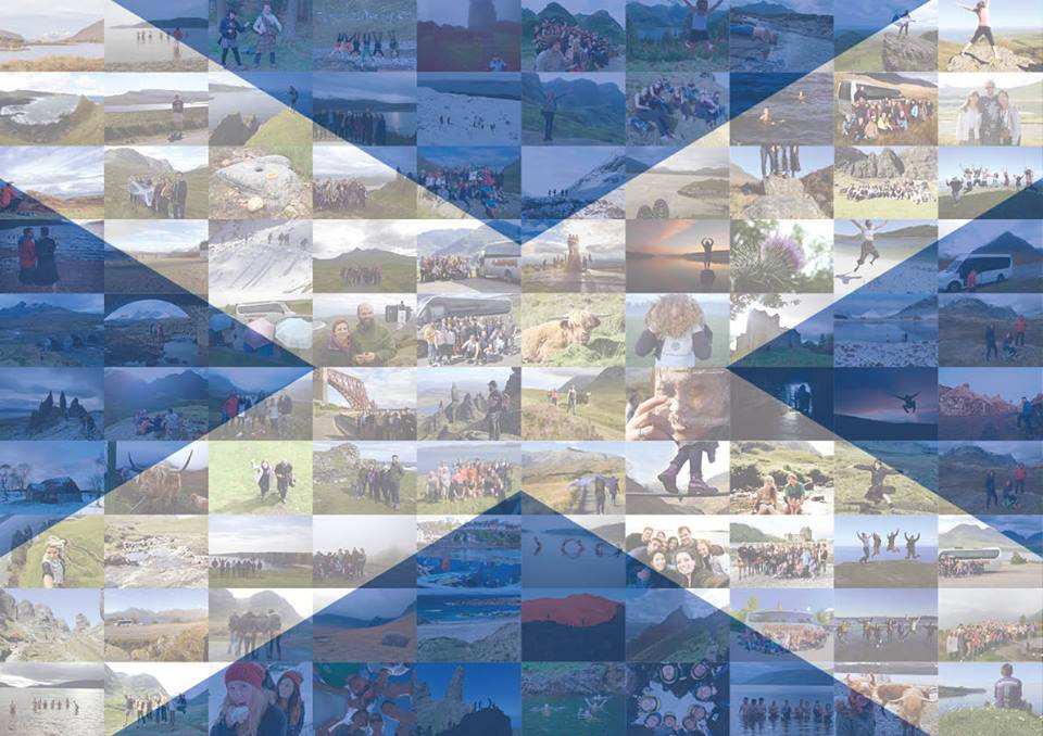 Saltire Flag Scotland