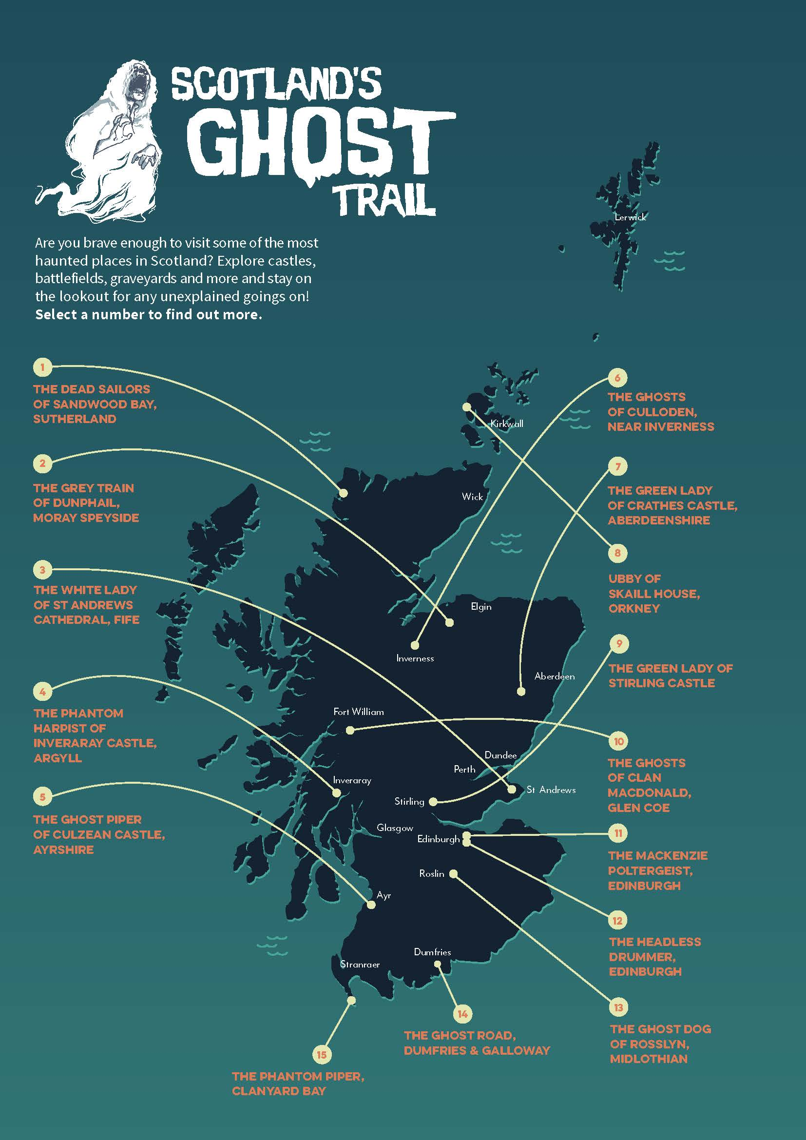 Ghost Trail Scotland