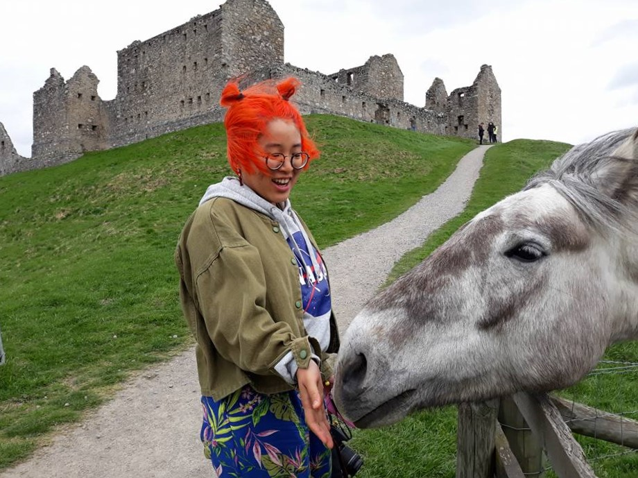 national unicorn day, unicorn, scotland, tours of scotland